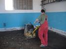 Předělávání podlahy