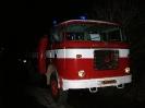 Požár osobního automobilu 2008